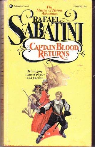 9780345249630: Captain Blood Returns