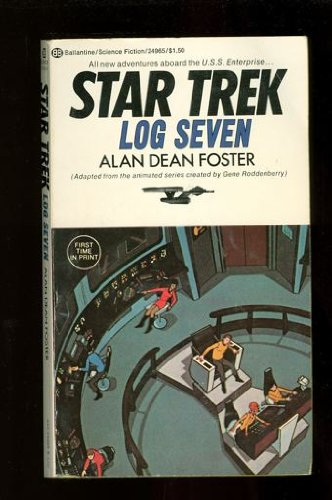 9780345249654: Star Trek Log Seven