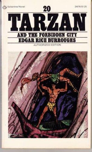 9780345249760: Tarzan and the Forbidden City