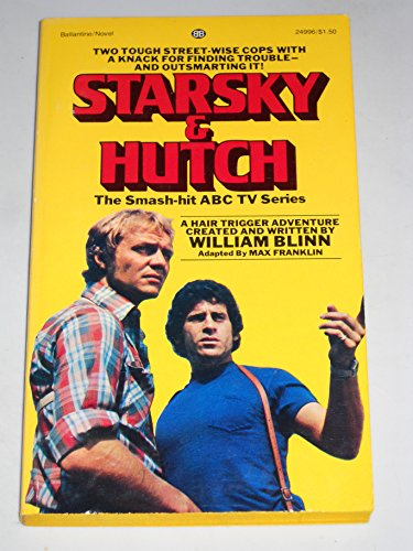 Starsky and Hutch (0345249968) by Max Franklin