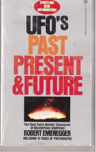 9780345250360: UFO's Past Present & Future