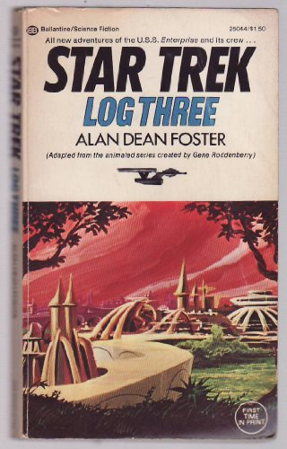 9780345250445: Star Trek Log Three