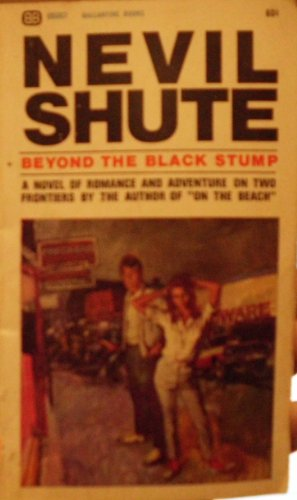 9780345250858: Beyond the Black Stump