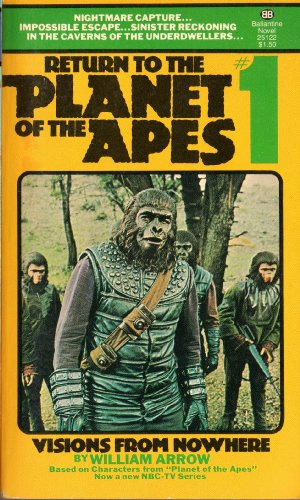 9780345251220: Return to the Planet of the Apes #1: Visions from Nowhere (No. 1)
