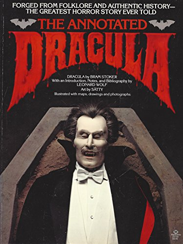 9780345251305: The Annotated Dracula. With Maps, Drawings and Photographs
