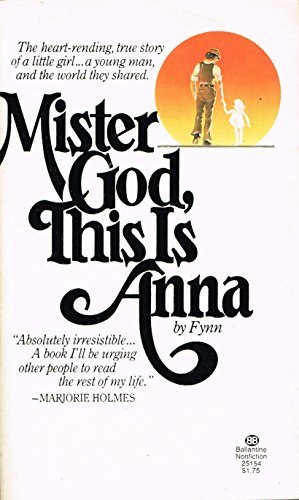 9780345251541: Mister God, This Is Anna