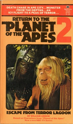 9780345251671: Return to the Planet of the Apes: No. 2