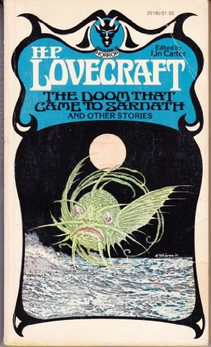 THE DOOM THAT CAME TO SARNATH: Imprisoned: Lovecraft, H. P.