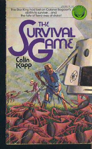 9780345251923: THE SURVIVAL GAME