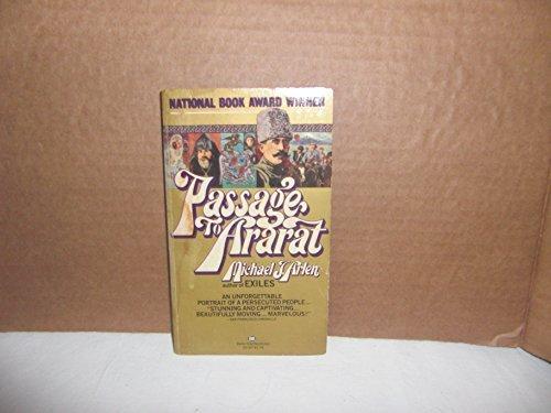 9780345251978: Passage to Ararat