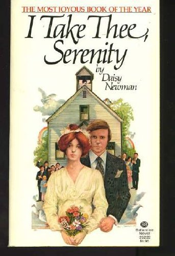 9780345252227: I Take Thee,serenity