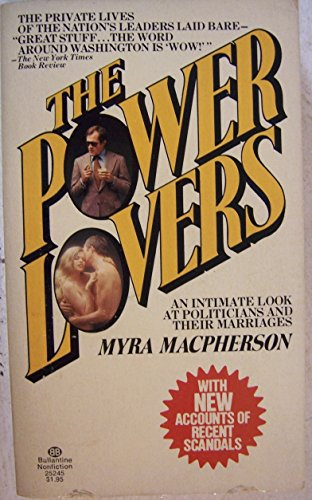 9780345252456: The Power Lovers