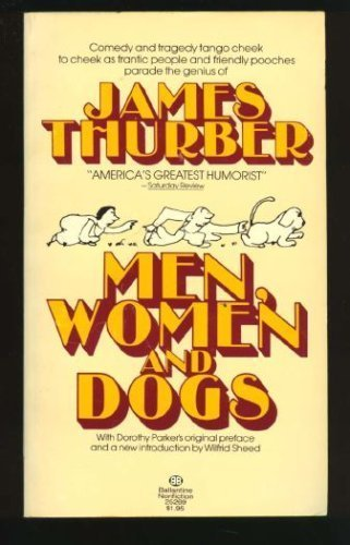 Men, Women & Dogs: Thurber, James