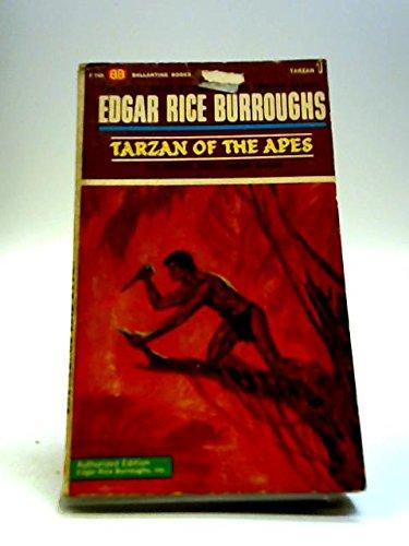 9780345252807: Tarzan of the Apes