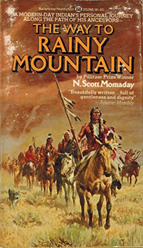 The Way to Rainy Mountain (0345252861) by N. Scott Momaday