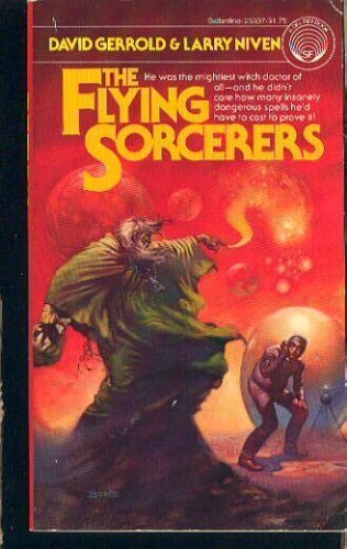 9780345253071: The Flying Sorcerers