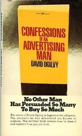 9780345253316: Confessions of an Advertising Man.