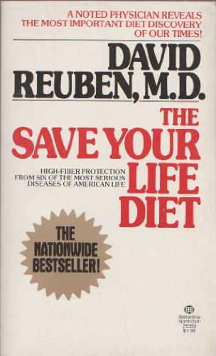 Save Your Life Diet: Reuben, David