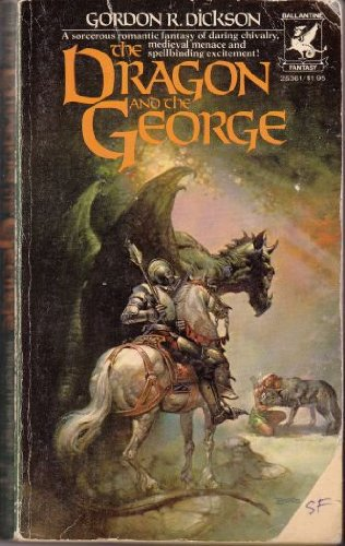 9780345253613: The Dragon and the George