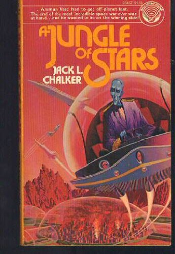 A Jungle of Stars: Chalker, Jack