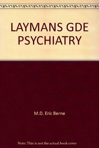 9780345254795: LAYMANS GDE PSYCHIATRY