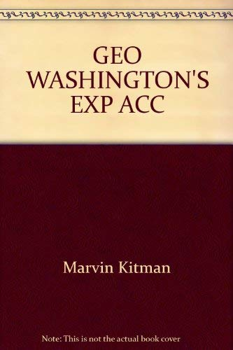 Geo Washington's Exp Acc (0345255194) by Kitman, Marvin