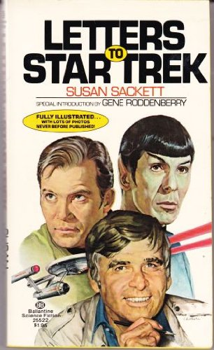 Letters to Star Trek: Susan Sackett