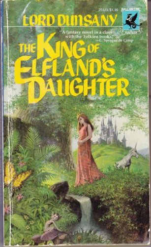 9780345255235: The King of Elfland's Daughter