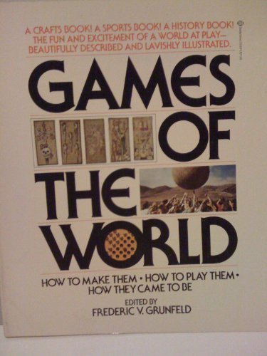 9780345255310: Games of the World