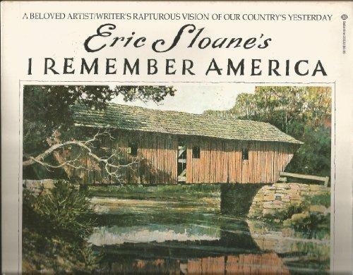 9780345255334: I Remember America