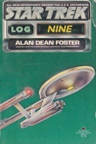 9780345255570: Star Trek Log Nine