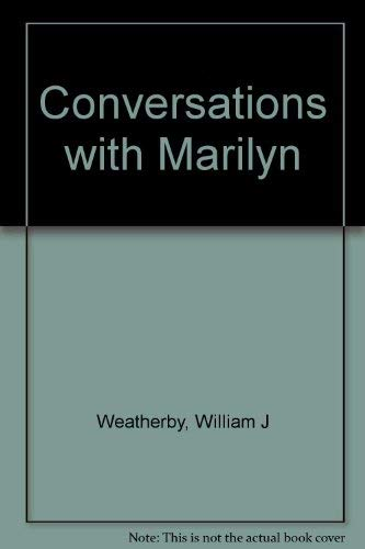 9780345255686: Conversations with Marilyn