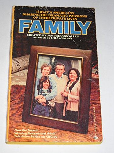 FAMILY - 1st Book #1 / One: Andrews, Leila. ALLEN,