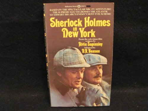 9780345255716: Sherlock Holmes in New York