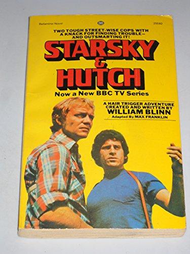 9780345255822: Starsky & Hutch