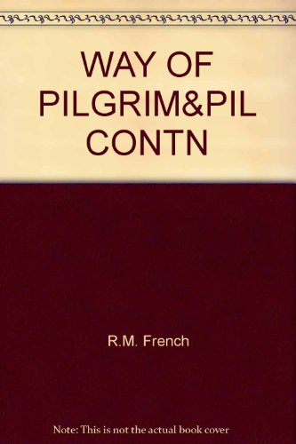 9780345255891: WAY OF PILGRIM&PIL CONTN