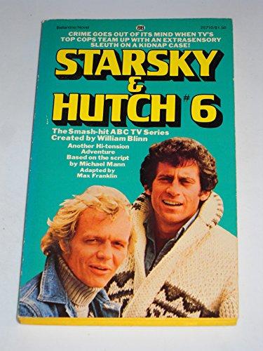 9780345257109: Starsky & Hutch (The Psychic)