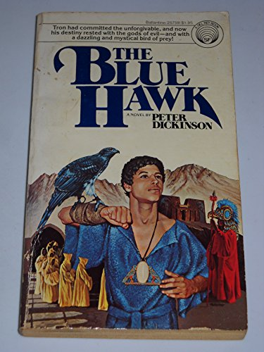9780345257598: The Blue Hawk
