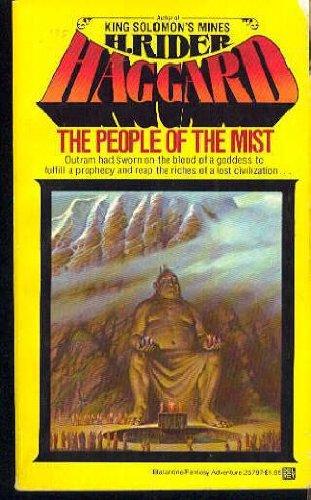9780345257871: People of the Mist