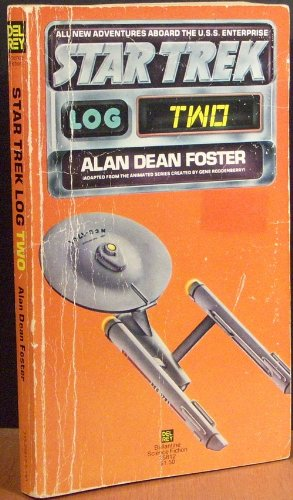 9780345258120: Star Trek Log Two