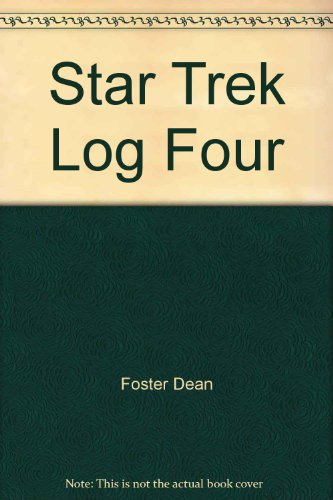 9780345258144: Star Trek Log Four