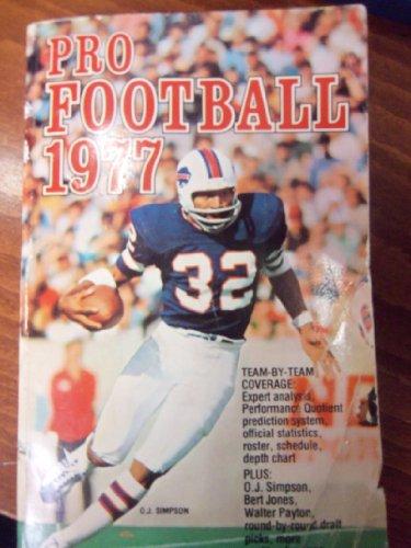 9780345258229: Pro Football 1977