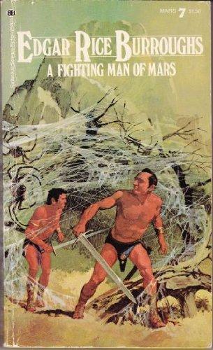 A Fighting Man of Mars (John Carter of Mars): Burroughs, Edgar Rice