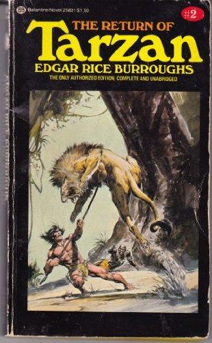 9780345258311: The Return of Tarzan (Tarzan, #2)