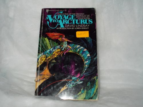 9780345258441: A VOYAGE TO ARCTURUS