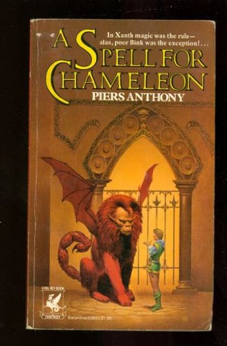 9780345258557: A Spell for Chameleon (The Magic of Xanth, No. 1)