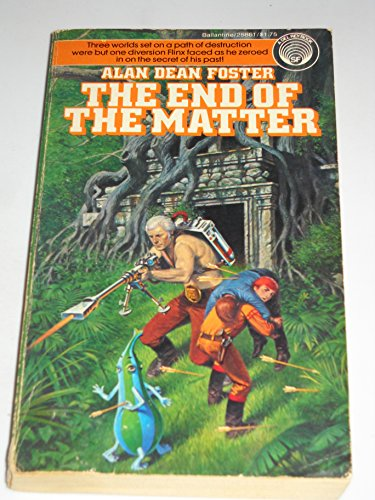 9780345258618: The End of the Matter