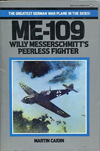 9780345258885: Bf - Me 109