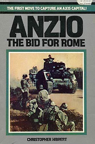 9780345258915: Anzio the Bid for Rome