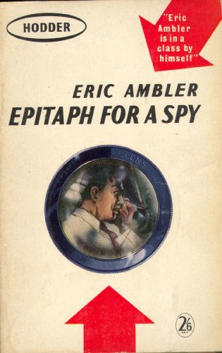 9780345259158: Epitaph for a Spy
